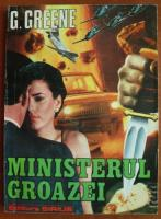 Anticariat: G. Greene - Ministerul groazei