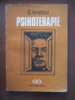 G. Ionescu - Psihoterapie