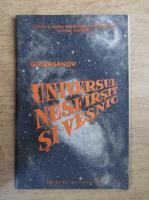 G. Kursanov - Universul nesfarsit si vesnic