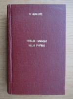 Anticariat: G. Lenotre - Vieilles maisons, vieux papiers (1932)