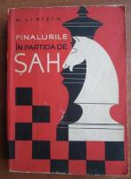 G. Lisitin - Finalurile in partida de sah
