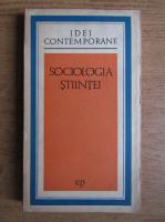 G. N. Vlokov - Idei contemporane, sociologia stiintei