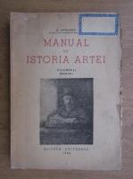 G. Oprescu - Manual de istoria artei (volumul 2, 1946)