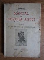 Anticariat: G. Oprescu - Manual de istoria artei (volumul IV, 1946)