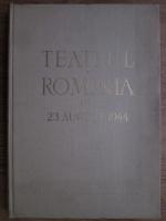 G. Oprescu - Teatrul in Romania dupa 23 august 1944