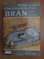 G. Stoica, O. Moraru - Zona etnografica Bran