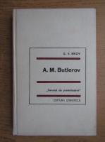 G. V. Bikov - A. M. Butlerov
