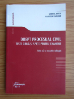 Gabriel Boroi - Drept procesual civil
