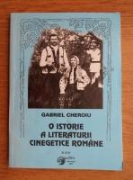 Gabriel Cheroiu - O istorie a literaturii cinegetice romane (volumul 3)