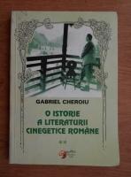 Gabriel Cheroiu - O istorie a literaturii cinegetice romane
