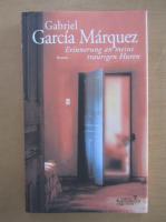 Anticariat: Gabriel Garcia Marquez - Erinnerung an meine traurigen Huren