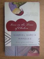 Gabriel Garcia Marquez - Love in the time of cholera