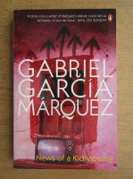 Gabriel Garcia Marquez - News of a kidnapping