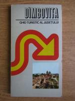 Anticariat: Gabriel Mihaescu - Dambovita. Ghid turistic al judetului