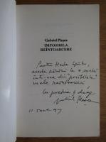 Anticariat: Gabriel Plesea - Imposibila reintoarcere (cu autograful autorului)