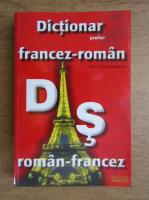 Anticariat: Gabriela Chirica - Dictionar scolar francez-roman, roman-francez