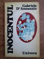 Anticariat: Gabriele D'Annunzio - Inocentul