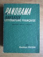 Anticariat: Gaetan Picon - Panorama de la nouvelle literature francaise