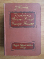 Anticariat: Gaetano Darchini - Vocabolario italiano-francese e francese-italiano (1929)