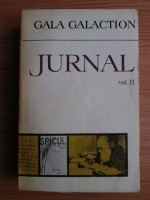 Anticariat: Gala Galaction - Jurnal (volumul 2)