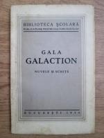 Gala Galaction - Nuvele si schite (1934)