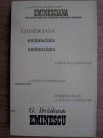 Garabet Ibraileanu - Mihai Eminescu, studii si articole