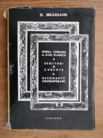 Garabet Ibraileanu - Opere