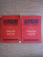 Anticariat: Garabet Ibraileanu - Pagini alese (2 volume)