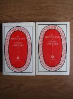 Garabet Ibraileanu - Studii literare (2 volume)