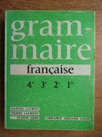 Anticariat: Gaston Cayrou - Grammaire francaise