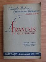 Anticariat: Gaston Cayrou - Le Francais en quatrieme