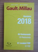 Anticariat: Gaul and Millau. Romania 2018. Ghidul Galben