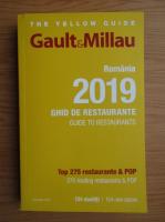 Gault si Millau.Romania. Ghid de restaurante 2019