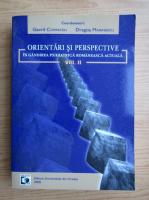 Anticariat: Gavril Cornutiu - Orientari si perspective in gandirea psihiatrica romaneasca actuala (volumul 2)
