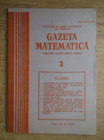 Anticariat: Gazeta Matematica, anul XCV, nr. 2, 1990