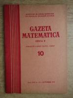 Anticariat: Gazeta Matematica, Seria B, anul XXIV, nr. 10, octombrie 1973