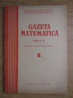 Gazeta Matematica, Seria B, anul XXIV, nr. 4, aprilie, 1973