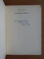 Gellu Naum - Descrierea turnului (cu autograful autorului)