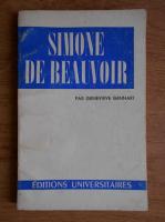 Anticariat: Genevieve Gennari - Simone de Beauvoir