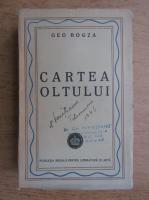 Anticariat: Geo Bogza - Cartea Oltului (1945)