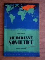Anticariat: Geo Bogza - Meridiane sovietice