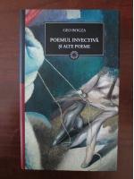 Anticariat: Geo Bogza - Poemul invectiva si alte poeme