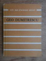 Anticariat: Geo Dumitrescu - Africa de sub frunte