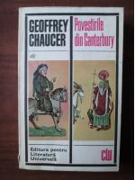 Anticariat: Geoffrey Chaucer - Povestirile din Canterbury