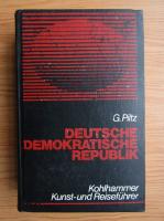 Anticariat: Georg Piltz - Deutsche demokratische republik