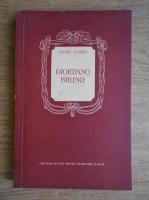 Georg Scherg - Giordano Bruno