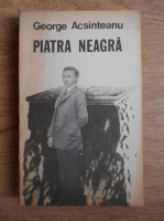 Anticariat: George Acsinteanu - Piatra neagra