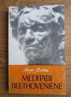 George Balan - Meditatii beethoveniene