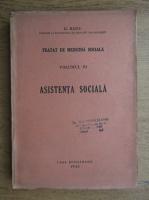 George Banu - Tratat de medicina sociala (volumul 3, 1944)