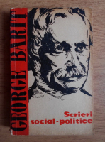 Anticariat: George Barit - Scrieri social-politice
